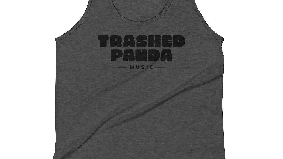 Trashed Panda Unisex Tank Top