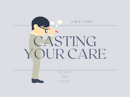 casting your care