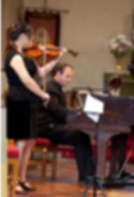 Piano accompaniment, Cardiff