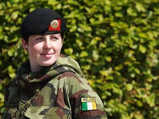 Women Peacekeepers: A meeting with the Irish Defence Forces