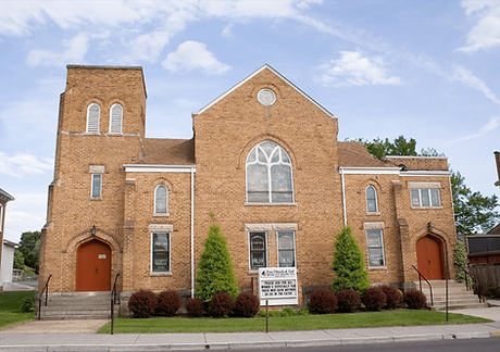 Blacksburg First Church of God