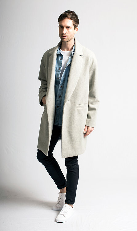 KAI OVERSIZED COAT
