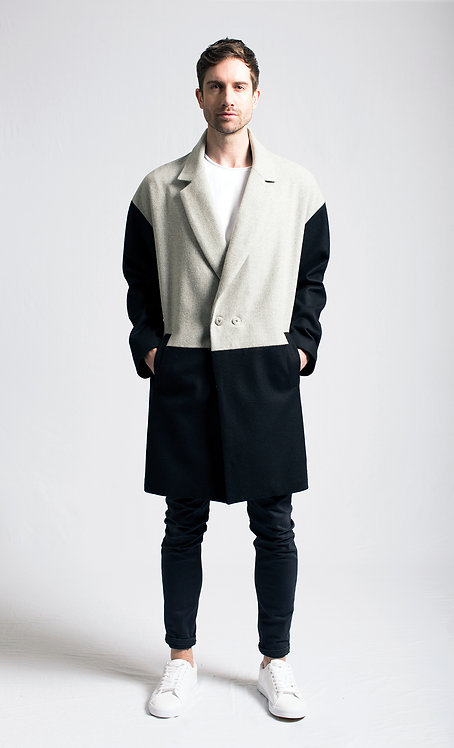 NOX II OVERSIZED COAT