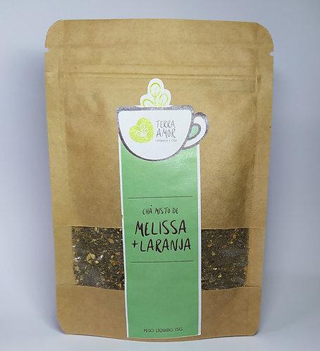 Chá de Melissa e Laranja
