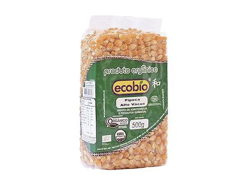 Pipoca Orgânica Ecobio - 500g