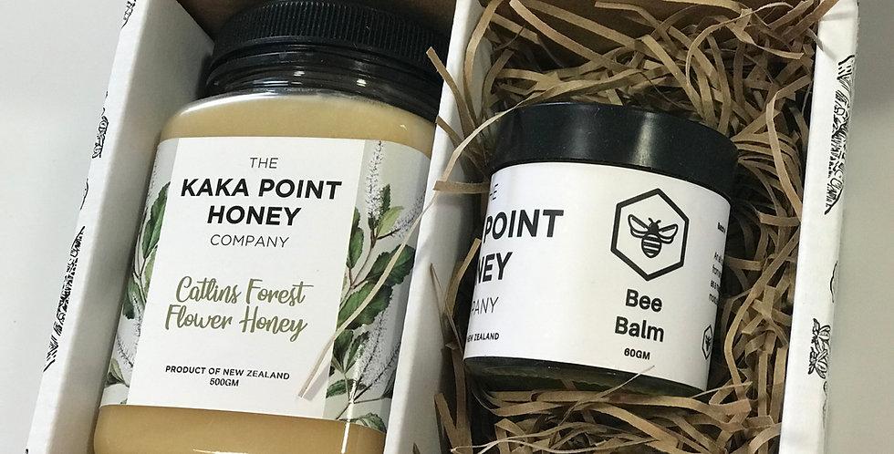 Gift Box - Bee Balm & Honey