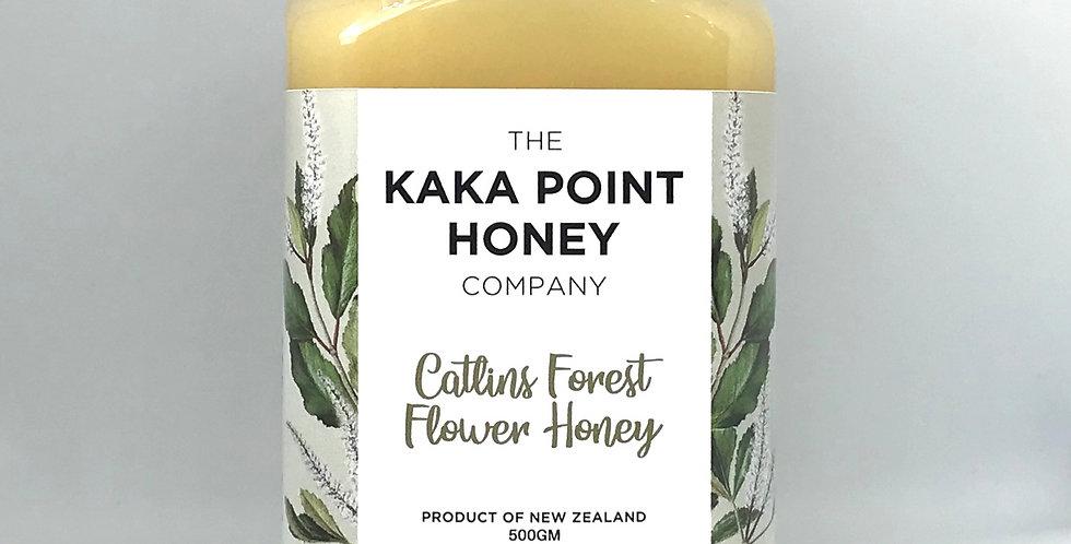 Catlins Forest Flowers Honey 500gm