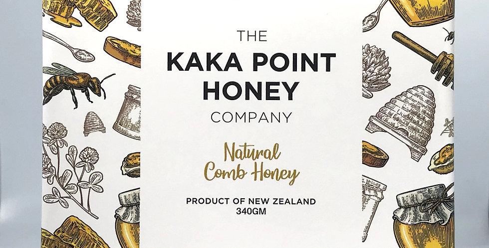 Natural Comb Honey 340gm