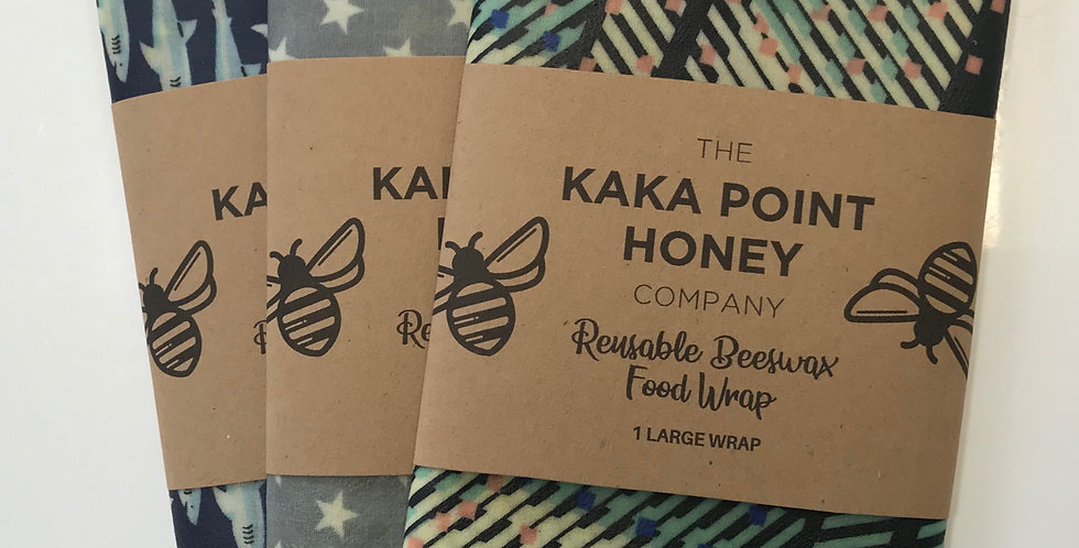 Beeswax Wrap: Large