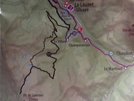 Transubayenne 2 Col bas Col Bas 2113 m