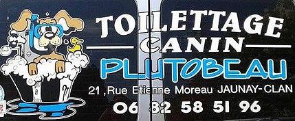 Plutobeau toilettage canin