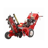 Barreto 1624D Hydraulic Wheeled Trencher