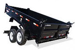 dump trailer rentals shuswap trailers