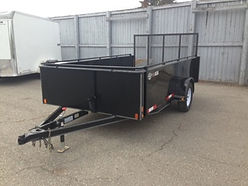 utility trailer rentals shuswap trailers