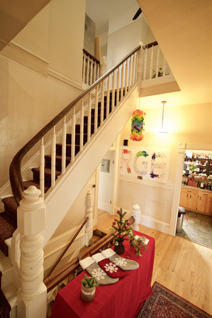 Staircase to Earl