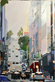 Downtown  183x122