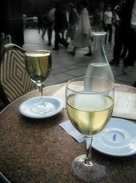Café Le Depart, Left Bank Paris