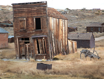 Ghost Town Series no. 2, Bodie, California