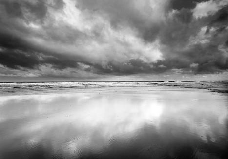 Stormy Sea and Skies, Norfolk