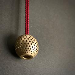 Seaholly pendant