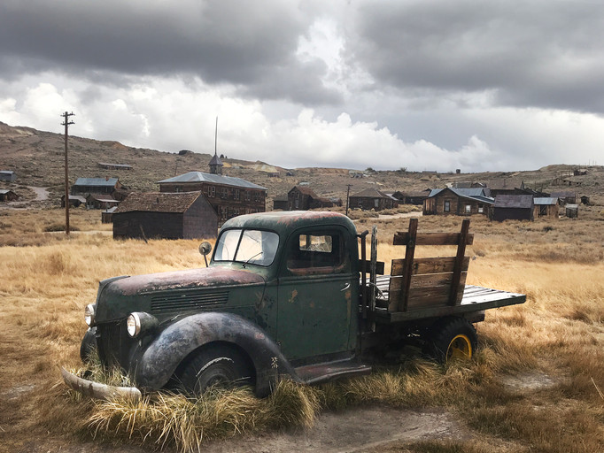 Ghost Town Series no1. Bodie, California