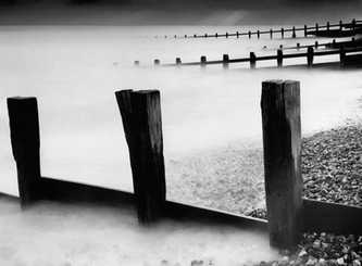 Winter Breakwater, West Sussex