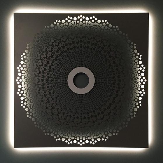 Quadrant I with LED's
