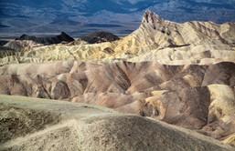 Zabreski Point, Death Valley, California