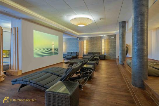 Foto Hotel Wellness Ruheraum - HDR-Aufnahme von Bernhard Bartsch