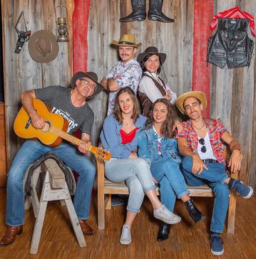Fotobox mieten bei Familienfeiern