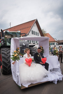 Hochzeitsfoto-Große Bauernhochzeit im Ostallgäu