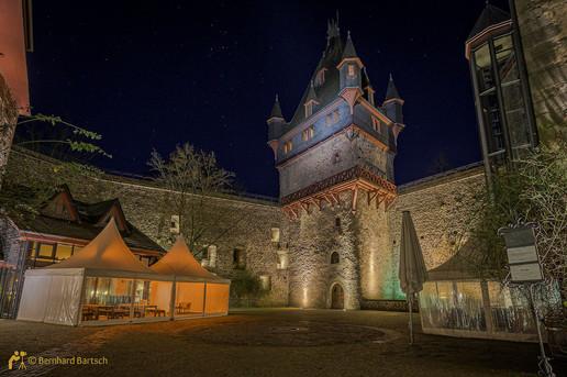 Architekturfoto Schloss Romrod bei Alsfeld