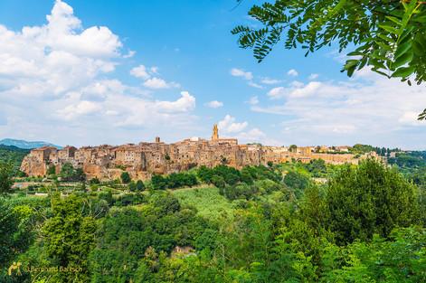 Architekturfoto-Toscana Pitigliano