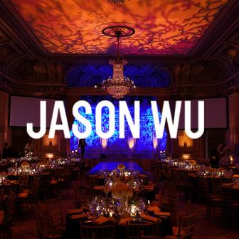 Jason Wu X China Fashion Gala 2019