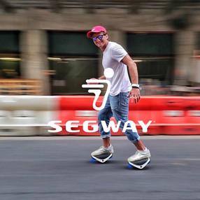 Segway X Casey Neistat