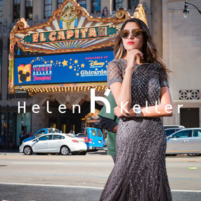 Helen Keller Campaign Production