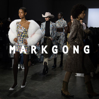 Mark Gong NYFW Fashion Show