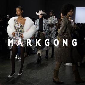 Mark Gong NYFW Fashion Show