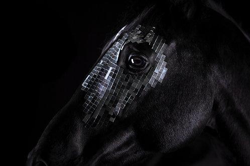 Glamour Horse Metallic