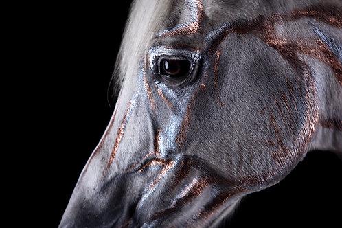 Glamour Horse White Copper