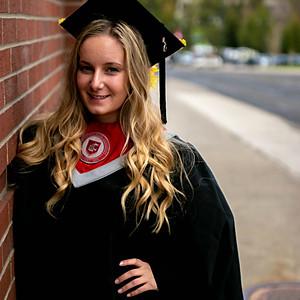 Hannah WSU Senior