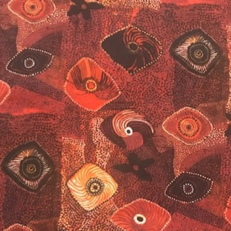 Indigenous Square pattern