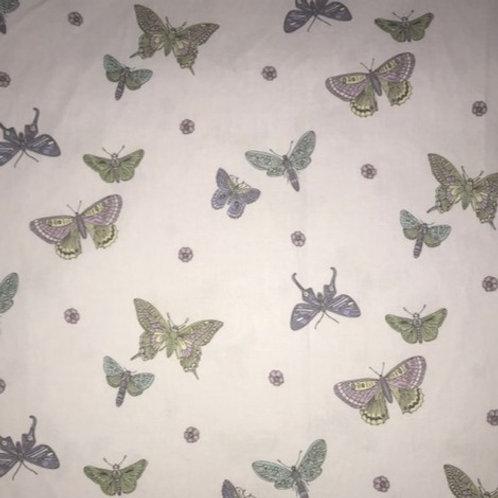 Butterflies on Lilac