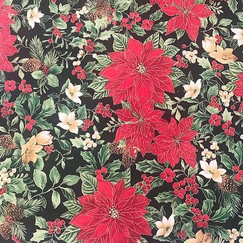 Poinsettia Christmas Flower