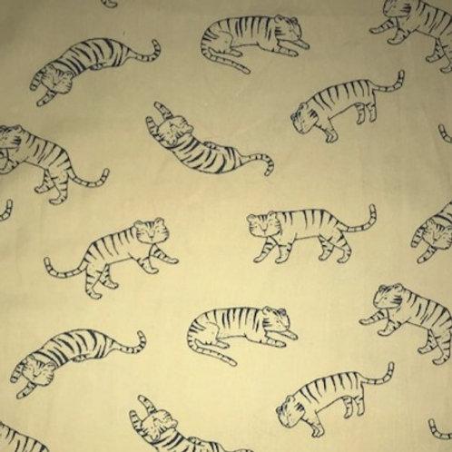 Tigers on Mustard