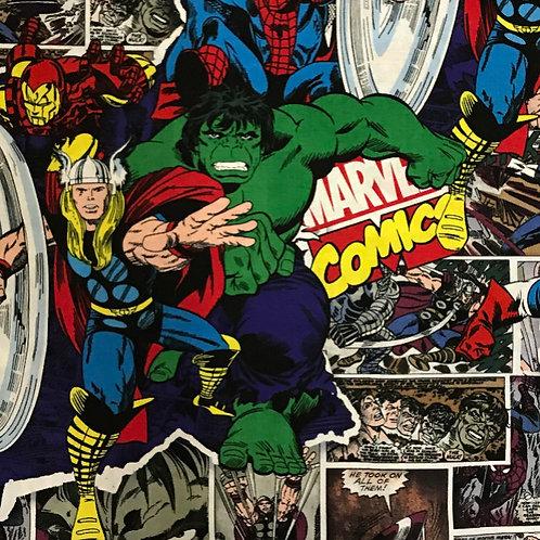 Marvel Hulk & Thor