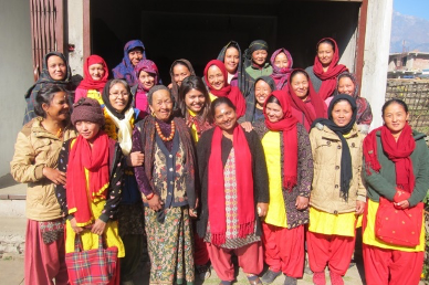 Women-led responses to Covid-19: Update from Kathmandu, Nepal