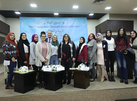 Women-led responses to COVID-19: Report from Ramallah, Palestine