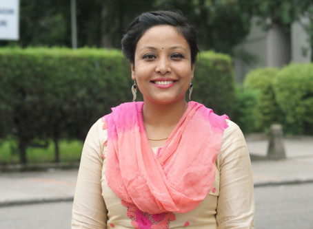 Women-led responses to COVID-19: Report from Kathmandu, Nepal