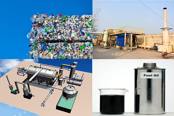 Pyrolysis: Essential Conversion of Waste Plastic into Fuel